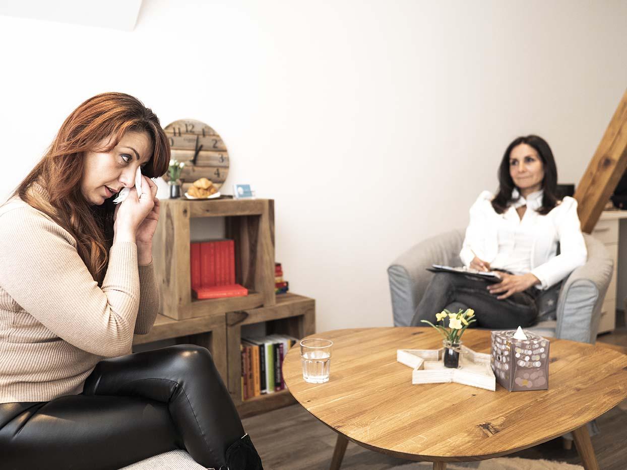 für Eheberatung in Hannover: Aufblick Konfliktberatung